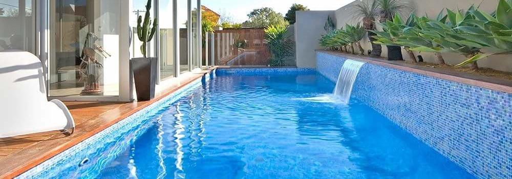 Бетонный бассейн строительство бассейнов