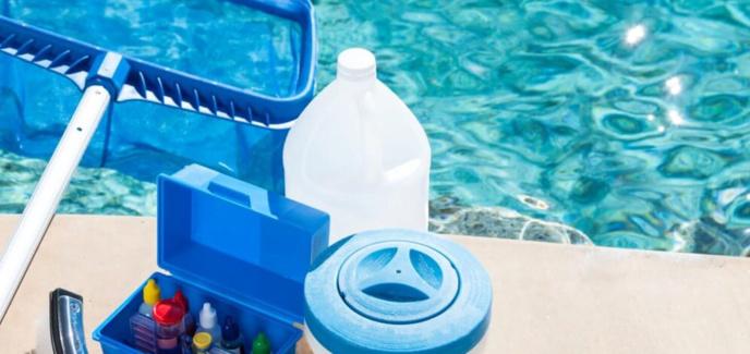 Дезинфекция воды в бассейнах