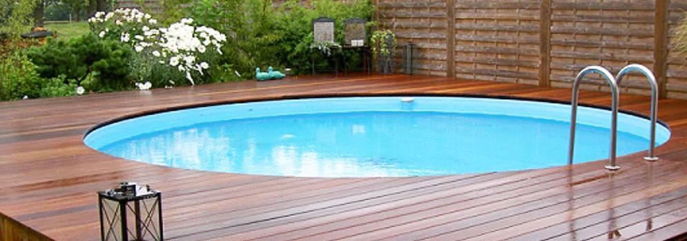 сборные бассейны - строительство бассейнов